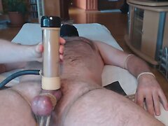 VENUS 2000 MILKER me milk Alpha bears big cock
