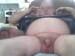 grandpa stroke on cam  scene 86