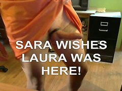 Sara is Thinking About Laura