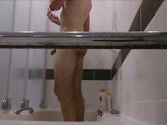 Shower  scene 16