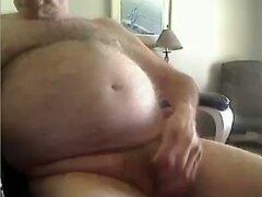 grandpa stroke on cam  scene 95