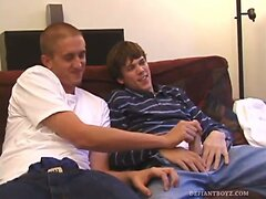 Matthew and Rod Suck Cock