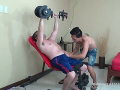 Daddy Barebacks Asian Boy Argie