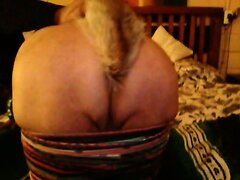 Playing with my fox tail