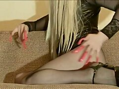 extreme heels and nails