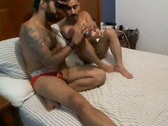 Monterrey gay couple