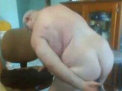 grandpa stroke on cam  scene 108