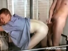 Vintage Twink Gay Oral And Anal  scene 4