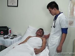 Kinky Asian Twink Medical Fetish Ass Play  scene 2