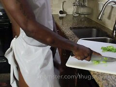 Chef Ruler cooks