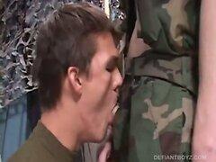 Cody and Nick Sucking Dick and Fucking