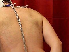 The slave prepares itself