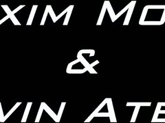 Maxim Moira and Kevin Ateah