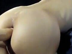 Twink Fucks His Tight Hole On Webcam - www.sluttygaycams.com