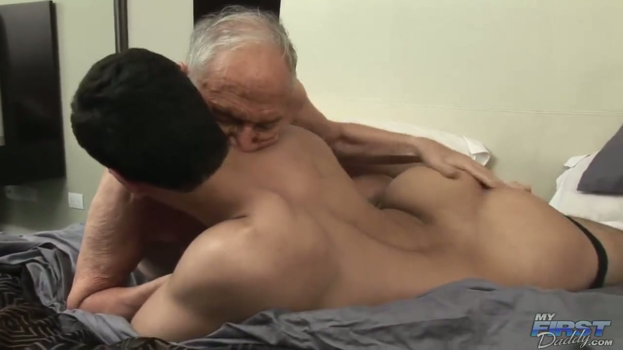 Old man vs gay sex first time tyler 4