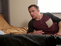 NextDoorRaw Johnny Torque Bottoms For The First Time!  scene 2