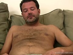 Daddy Barebacks and Breeds Young Nick  scene 2