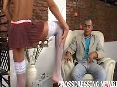 Watch me transform into a sissy for the first time  scene 4