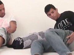 Latinos Oswaldo and Marcus Fucking