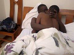 Black Africans Fynn and Addae Bareback