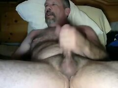 Daddy Action with cum