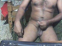 nude penis massage