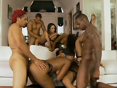 Party  scene 4