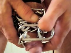 Spiked chain beating 2