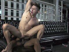 Gay Porn ( New Venyveras 5 )  scene 9