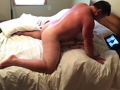 Masturbation massive cum shot