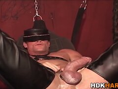 Fetish stud ass fisted