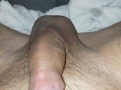 33cm 11,3mm silicone sound deeeep fucking my cock