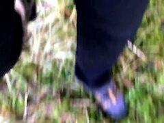 in the woods  scene 4