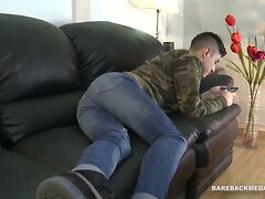 Daddy Horatio Barebacks Twink Jack  scene 2