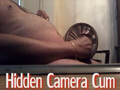 Hidden Camera Cum