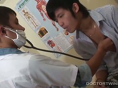 Kinky Medical Fetish Asians Non and Golf  scene 2
