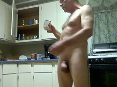 mike muters shows my beautiful cock