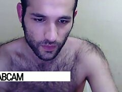 Ayyub - Super Hairy Muslim arab gay from Iraq - Xarabcam