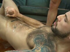 Damien Crosse Piss and Fuck