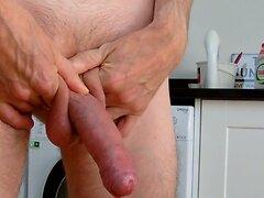 big veiny cock cum