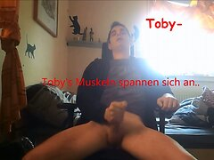 Toby - his body squirts
