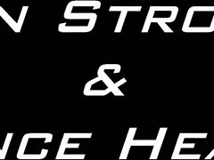 Odin Strokes and Lance Heart
