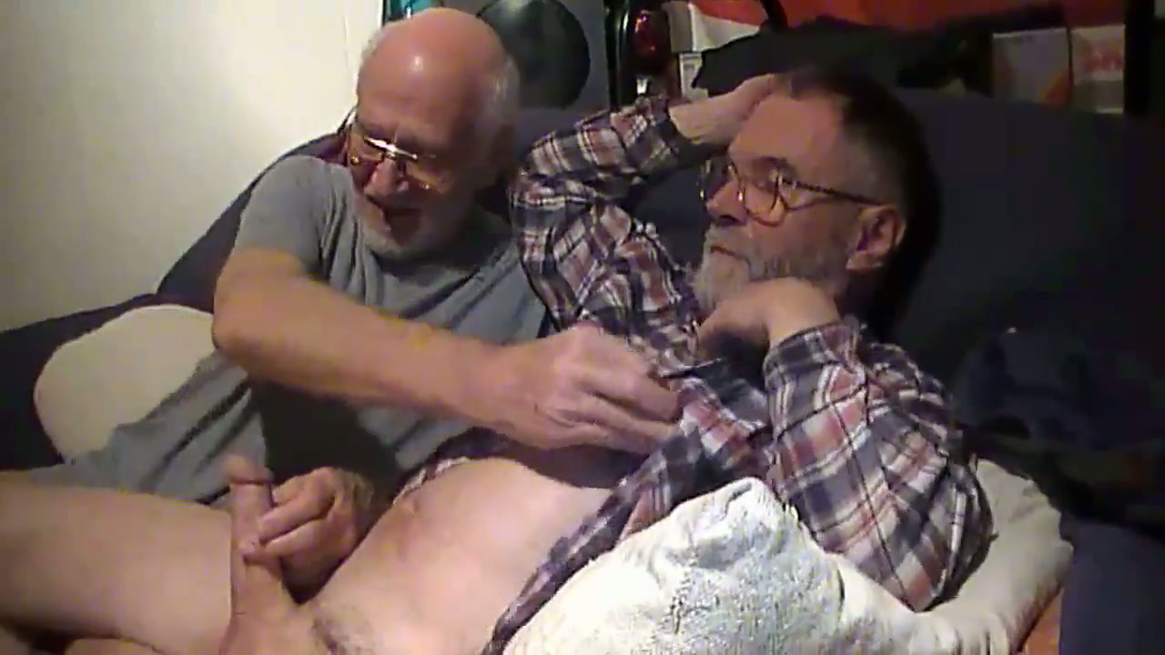 old man gay porno