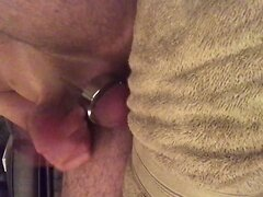 Solo wank with ball weight