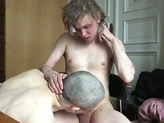 TWINK IS ALWAYS HUNGRY FOR RAW COCK  scene 48