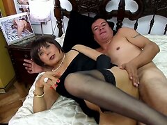 Nicole the unsatisfied whore that deceives her husband