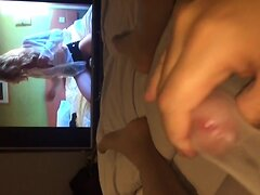 Pantyhose masturbation watching Xhamster