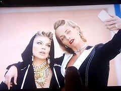 Fergie - MILF $ cum tribute (cum tribute 57)