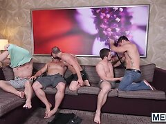 Wildest gay orgy that happened in Vegas