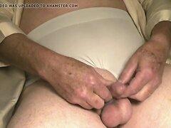 Stephanie Sprays Sissy Juice On Wife's Panties